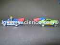 Magnetic Car Experiment Picture